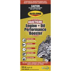 Rislone Nano Prime Engine and Oil Performance Booster 500mL, , scaau_hi-res