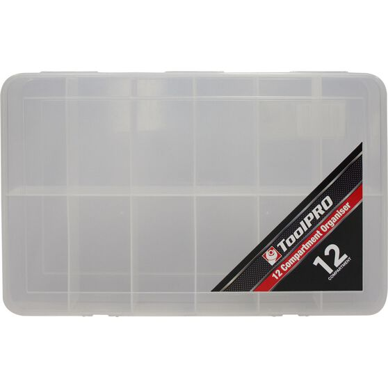 ToolPRO Organiser - 12 Compartment, , scaau_hi-res