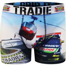 Tradie Mens Bathurst The Overtake Trunks The Overtake S, The Overtake, scaau_hi-res