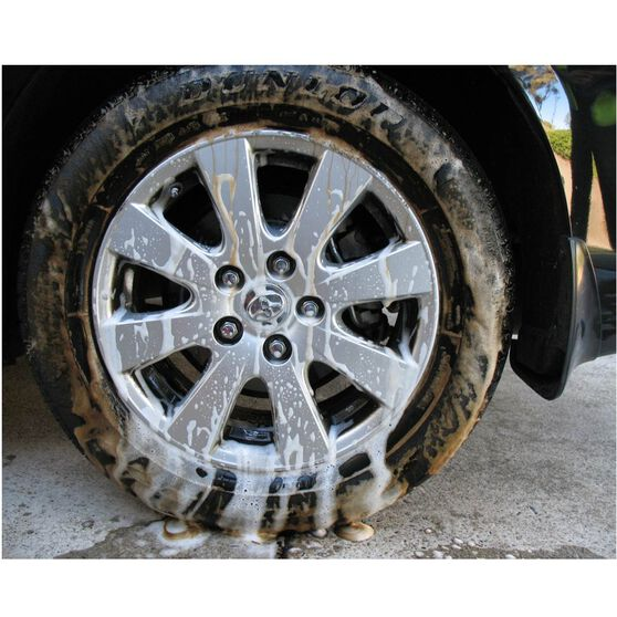 Mothers Foaming Wheel & Tire Cleaner - 710mL, , scaau_hi-res