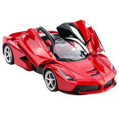 Luxury Remote Control Ferrari - 1:14 Scale Model Car, , scaau_hi-res
