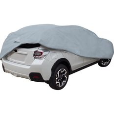 Car Cover - Gold Protection, Waterproof, Suits Small/Medium SUVs, , scaau_hi-res