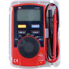 SCA Multimeter - Digital, Pocket, , scaau_hi-res