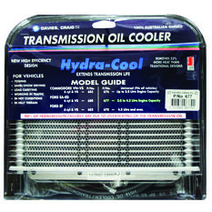 Davies Craig Hydra-Cool Transmission Oil Cooler - Universal, 6 Cylinder, , scaau_hi-res