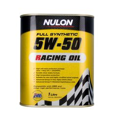 Racing Engine Oil - 5W-50, 1 Litre, , scaau_hi-res