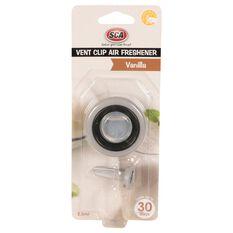 Air Freshener Vent Clip Vanilla, , scaau_hi-res
