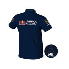 Red Bull Ampol Racing Polo Youth RBAR 2, RBAR, scaau_hi-res