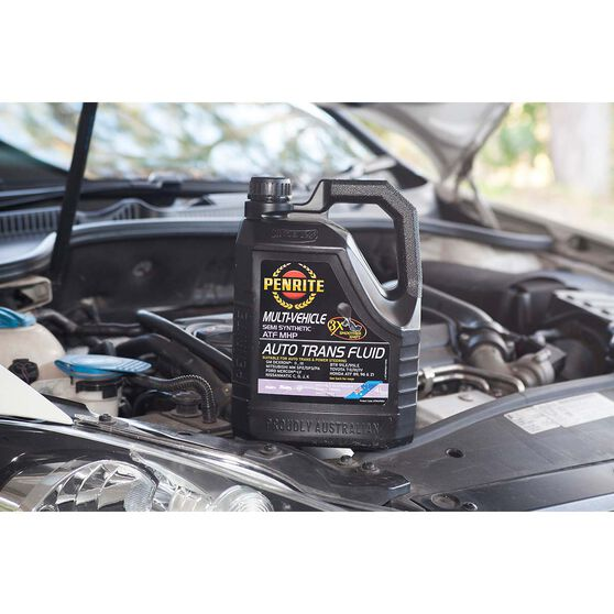 Penrite Automatic Transmission Fluid - Semi-Synthetic, MHP, 4 Litre, , scaau_hi-res