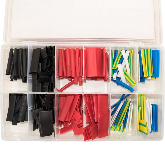 SCA Heat Shrink Kit 220 Piece, , scaau_hi-res