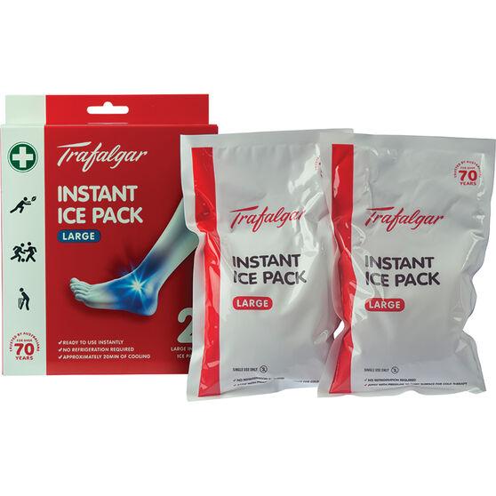Trafalgar Instant Ice Pack (Large) Pkt 2, , scaau_hi-res