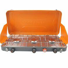 Gas Stove - 3 Burner, Drip Tray, , scaau_hi-res