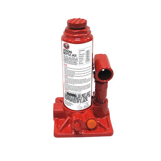 SCA Hydraulic Bottle Jack 2000kg, , scaau_hi-res