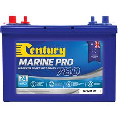 Century MP780/N70ZM MF Marine Battery 780 CCA, , scaau_hi-res