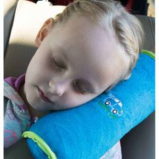 Little Car Hug Pillow - Blue, , scaau_hi-res