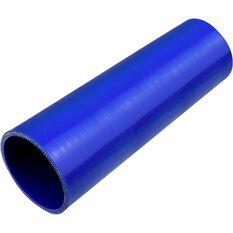 Silicone Hose - 76 x 76 x 254mm, Blue, , scaau_hi-res