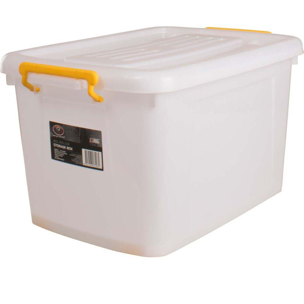 Storage Roller Box 45 Litre Opaque Supercheap Auto