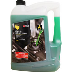 SCA Anti-Freeze/Anti-Boil Premix Coolant Green - 5 Litre, , scaau_hi-res