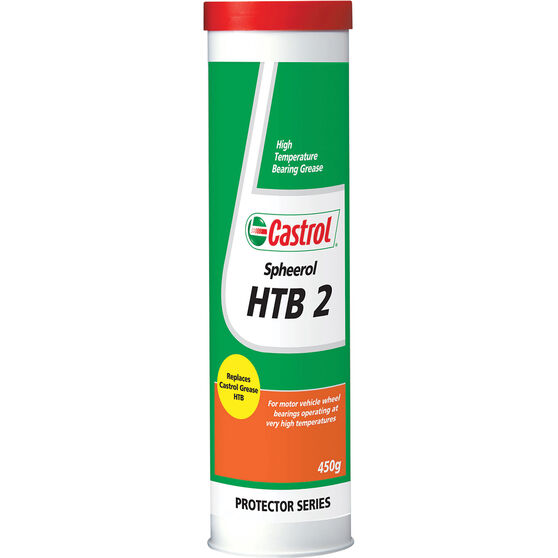 Castrol Spheerol HTB 2 Grease Cartridge 450g, , scaau_hi-res