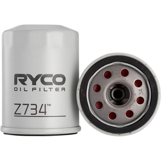 Ryco Oil Filter -  Z734, , scaau_hi-res