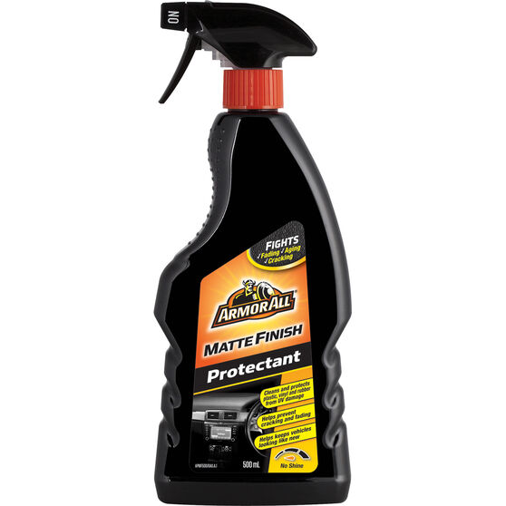 Armor All Matte Protectant - 500ml, , scaau_hi-res