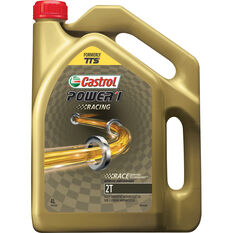 Power 1 TTS Motorcycle Oil - 4 Litre, , scaau_hi-res