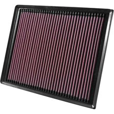 K&N Air Filter 33-2983 (Interchangeable with A1829), , scaau_hi-res