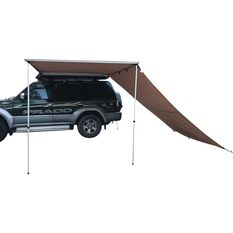 XTM 4x4 Awning Side Wall 2.5m, , scaau_hi-res