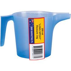 SCA Plastic Measuring Jug - 250mL, , scaau_hi-res