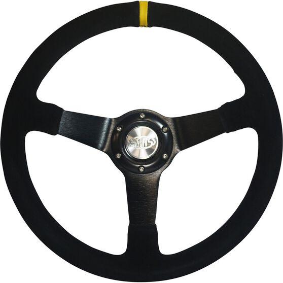 Drifter Steering Wheel - 350mm, , scaau_hi-res