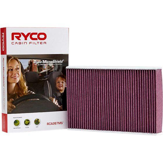 Ryco Cabin Air Filter Microshield- RCA267MS, , scaau_hi-res