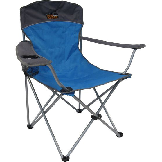 Ridge Ryder Airlie Camping Chair 110kg, , scaau_hi-res
