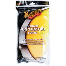 Meguiar's Foam Applicator Pads - 2 Pack, , scaau_hi-res