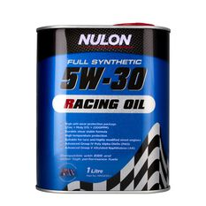 Racing Engine Oil - 5W-30, 1 Litre, , scaau_hi-res