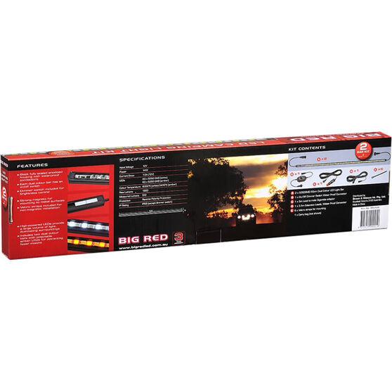 Big Red Camp Light Bar Kit - 2 Bar, , scaau_hi-res