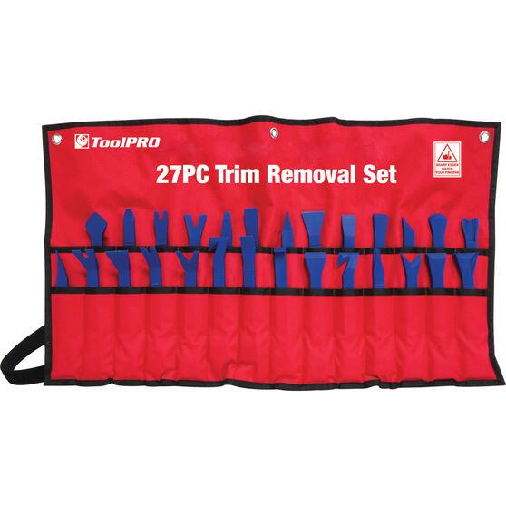 ToolPRO Trim Remover Set 27 Piece, , scaau_hi-res