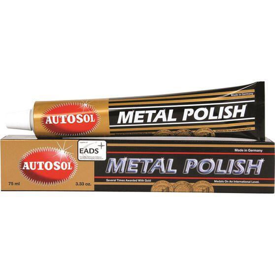 Autosol Metal Polish 75mL, , scaau_hi-res