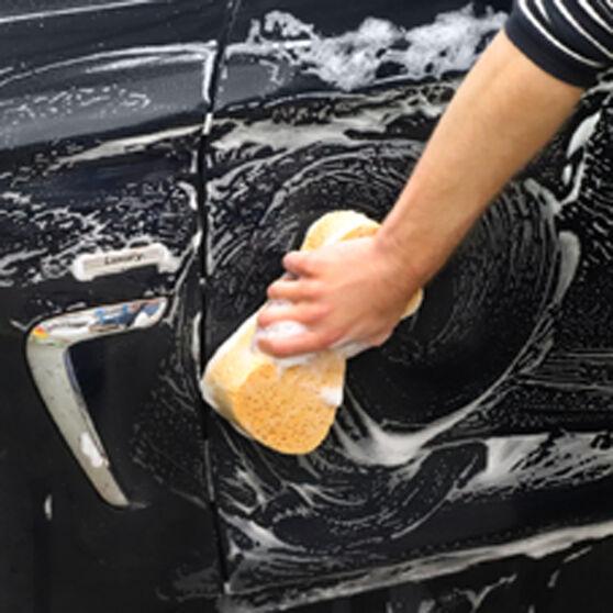 Turtle Wax Grime Warrior Car Wash Sponge, , scaau_hi-res