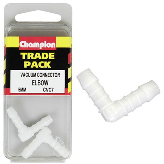 Champion Elbow 90° - 5mm, CVC7, Trade Pack, , scaau_hi-res