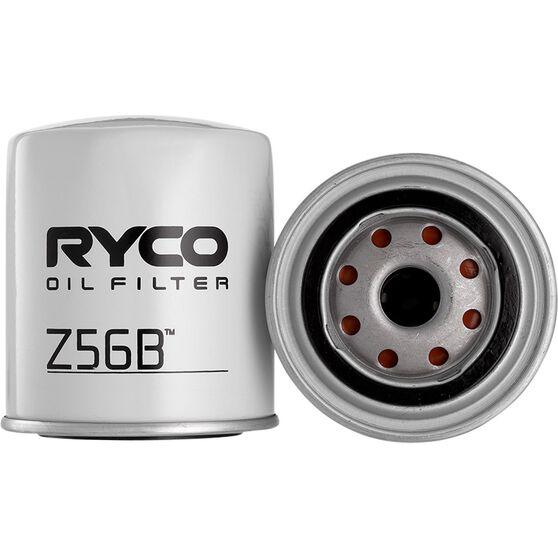 Ryco Oil Filter Z56B, , scaau_hi-res