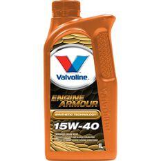 Valvoline Engine Armour Engine Oil - 15W-40 1 Litre, , scaau_hi-res