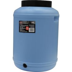 Water Carry Can - 25 Litre, Wide Mouth, Blue, , scaau_hi-res