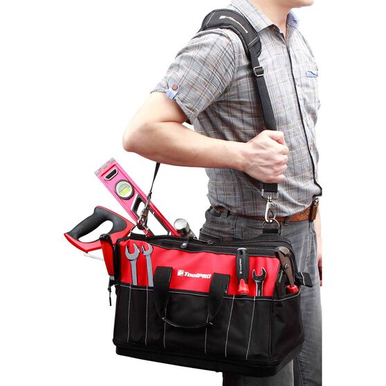 PLUMBERS TOOL BAG - 400mm, , scaau_hi-res