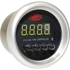 Digital Cooling Fan Controller Series II 52mm, Black, , scaau_hi-res