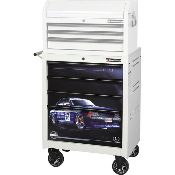 ToolPRO Stomp XD Falcon Tool Cabinet 4 Drawer 27 Inch, , scaau_hi-res
