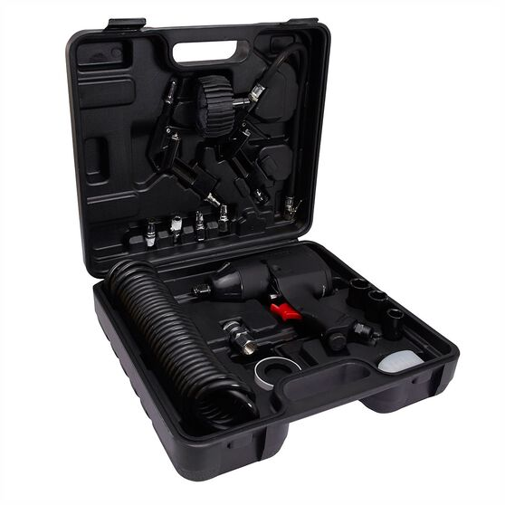 Blackridge Air Tool Kit 14 Piece, , scaau_hi-res