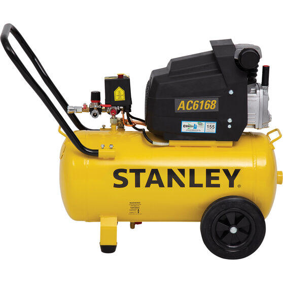 Stanley Air Compressor Direct Drive 2.5HP 155LPM, , scaau_hi-res