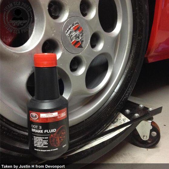 SCA Brake Fluid DOT 3 - 500mL, , scaau_hi-res