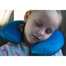 Little Car Neck Pillow - Blue, , scaau_hi-res