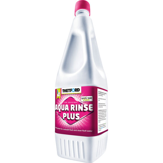 Thetford Aqua Rinse Plus 1 Litre, , scaau_hi-res
