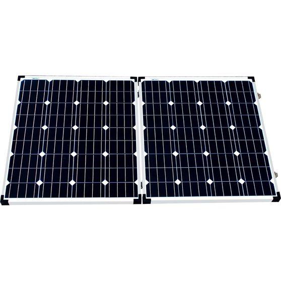 Folding Solar Battery Charger Kit -150 Watt, , scaau_hi-res